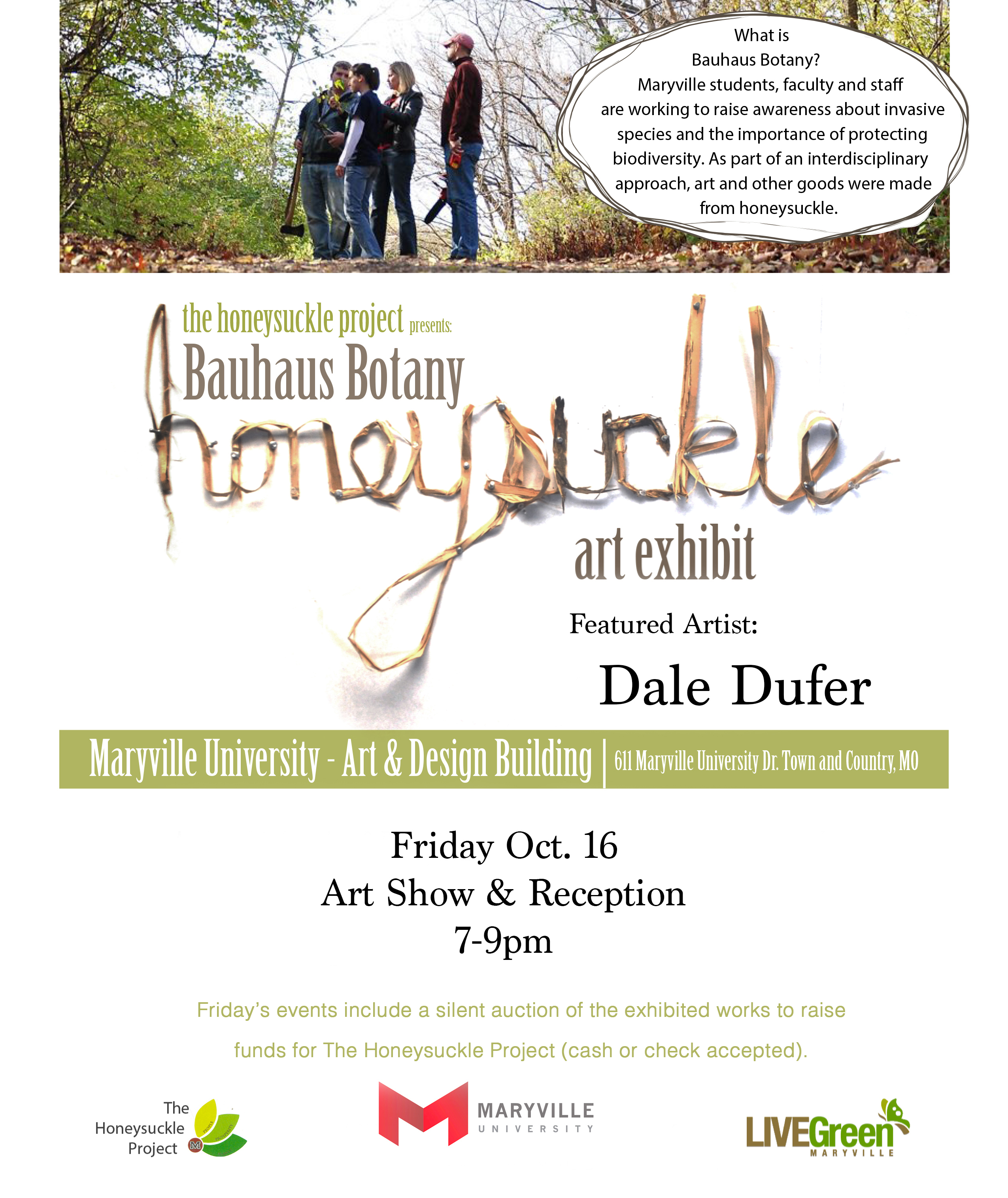 Honeysuckle Art Exhibit