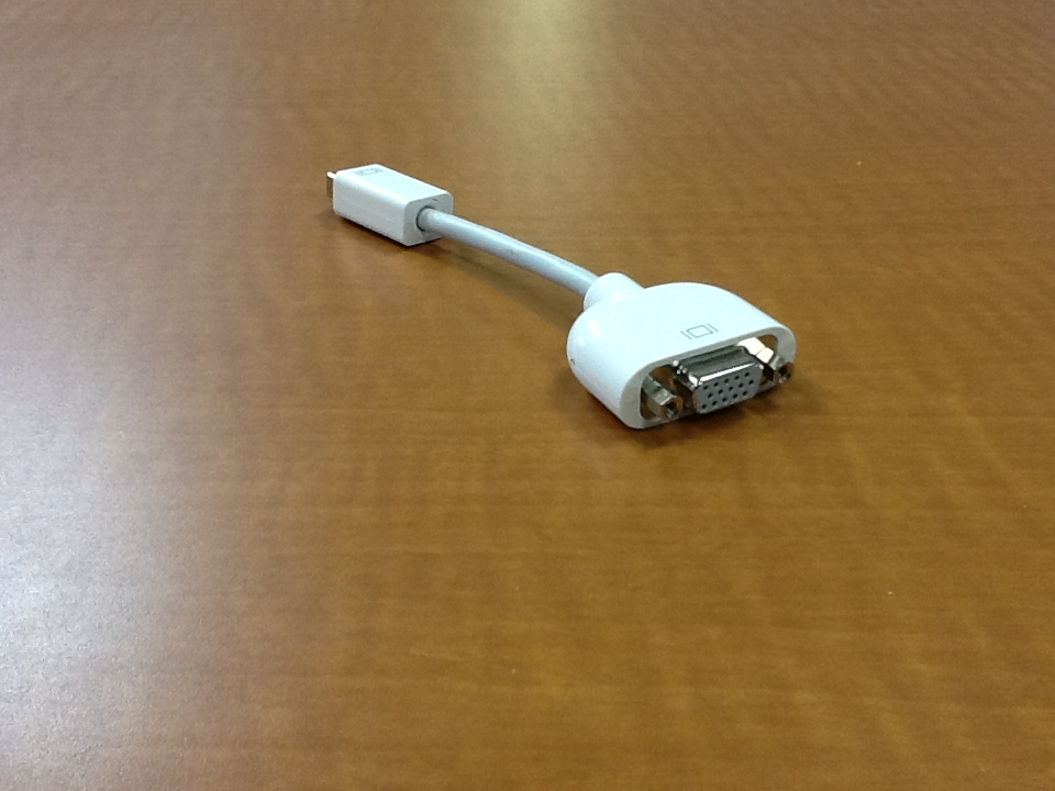 Mini DVI to VGA