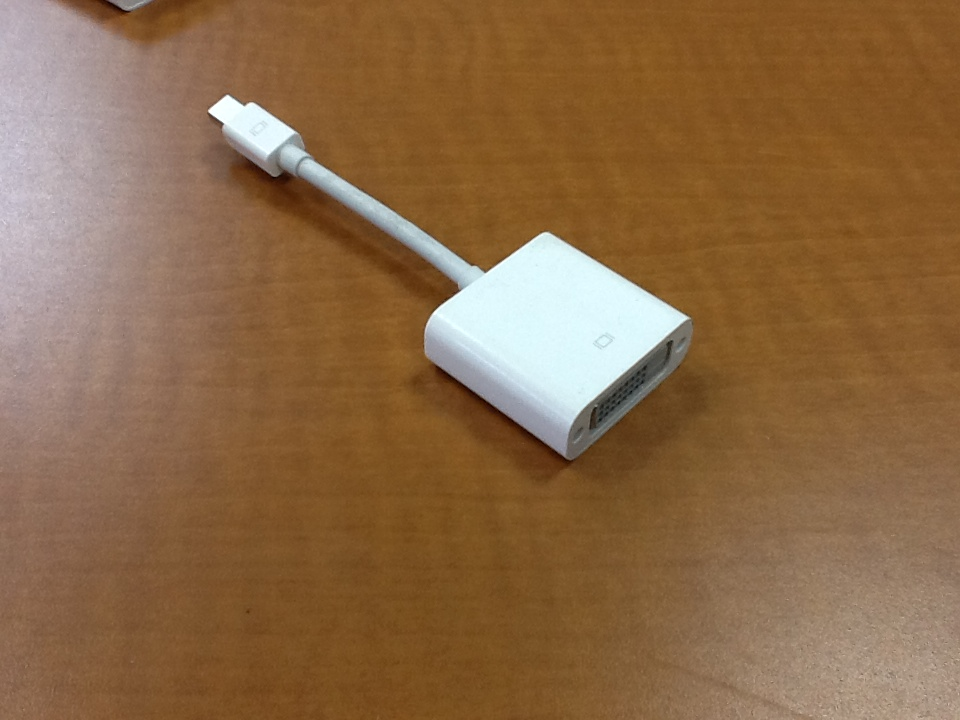 Mini DisplayPort to VGA1
