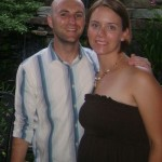 Frank Williams, '02 and his wife, Quinn (Manning).